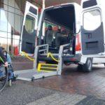 400kg draagvermogen rolstoellift